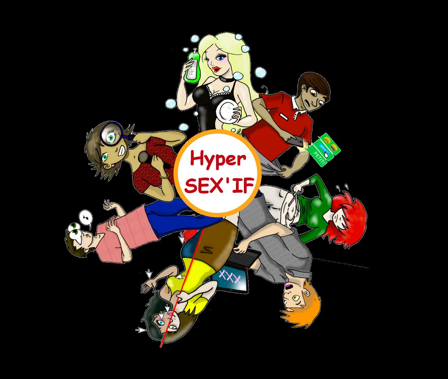 L hyper sexualisation